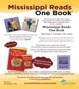 Mississippi Reads One Book